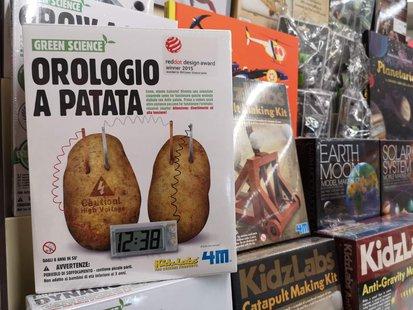 Orologio a patata id_112