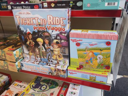 Ticket to Ride by Asmodee id_141