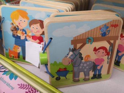 Haba libri legno id_108