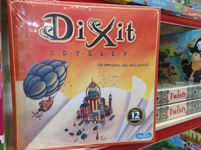 Dixit Odyssey - Asmodee id_236