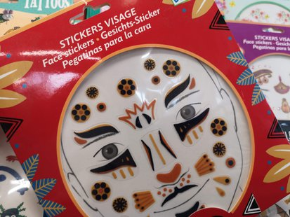 Stickers da viso - Djeco id_250