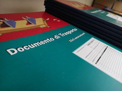 Blocchi Documento di trasporto id_285