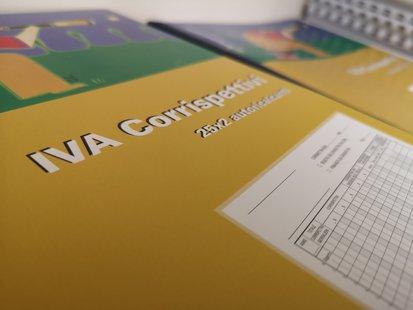 Registri IVA corrispettivi  id_291