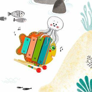 Djeco animambo pesce xilofono id_775