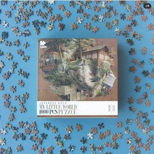 Londji, Japanese Rock. Puzzle 1000 pezzi id_780