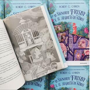 La signora Frisby e il segreto di Nimh, Mondadori id_734